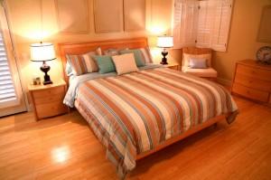parquet piastrella camera da letto